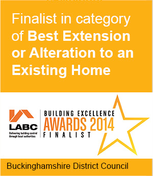 Building Excellence Awards 2014 Finalist